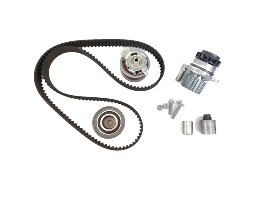 timing belt kit with water pump 2 0 tdi