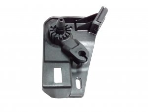 Hood release lever bracket VW Touran Caddy 04-2012