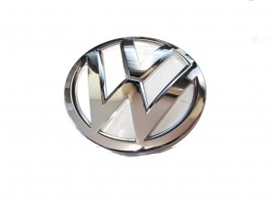 Front grille badge emblem chrome VW Scirocco 2009-2014
