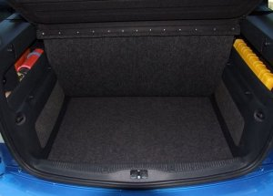 Luggage compartment set Skoda Roomster