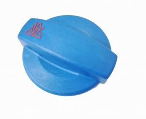 Engine coolant reservoir tank cap Audi A4 A6 A8