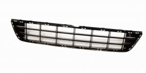 Front bumper lower center grille  VW CC R-line 2012-2017