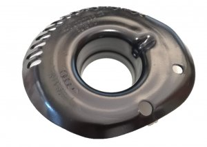 Lower spring disc in front suspension VW Passat Audi A4 a6