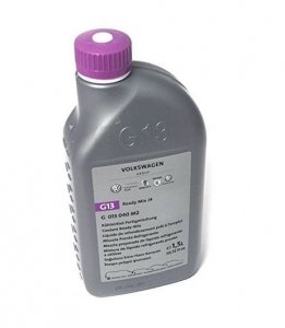 Engine coolant G13 concentrate  1,5 liter