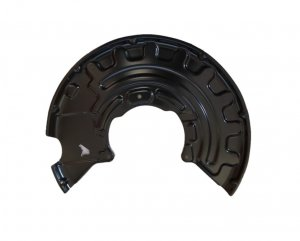 Front brake disc dust cover plate VW SEAT SKODA AUDI