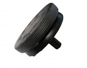 Gearbox transmission shaft plug
