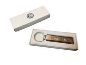 Volkswagen Multivan Key Ring Keychain Keyring leather and metal