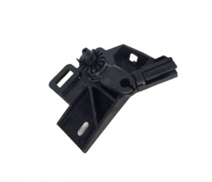 Bonnet open handle support
