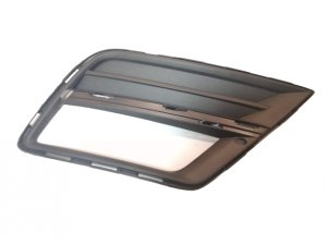 Fog light grille light trim cover with chrome VW Caddy 2016-