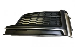 Front bumper grille cover Audi A5 S-line 2017-