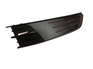 Front bumper lower grille cover SKODA FABIA III 2015-