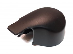 Rear wiper cap arm cover