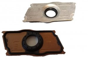 Fuel injectior seal plates 2.0 TDI