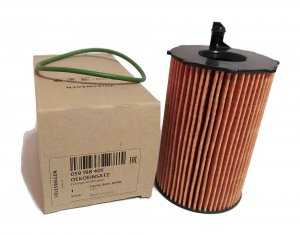 Engine oil filter 3.0 TDI VW AUDI