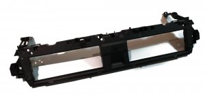 Front air intake grille bracket support  Audi A4 B9