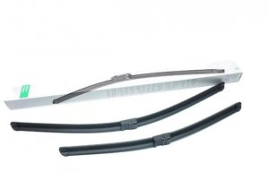 Front wiper blades set SKODA Superb II 2008-2015