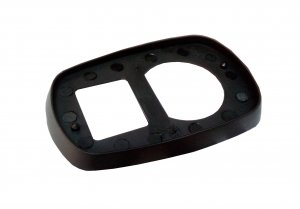 Roof antenna rubber gasket