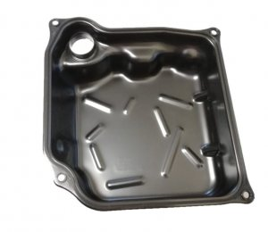 Automatic gearbox oil pan with seal DSG /0GC/0BH DQ381