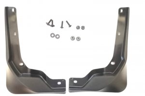 Front mud flap set Seat Leon 2013-