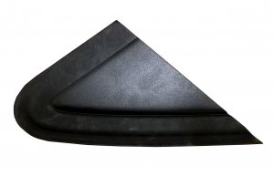 Door wing mirror cover cap triangle VW Polo